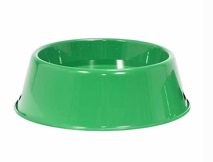 Enamelware Small Bowl- Green