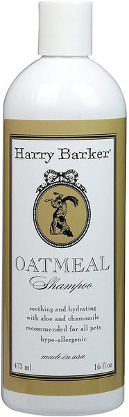 Oatmeal Dog Shampoo