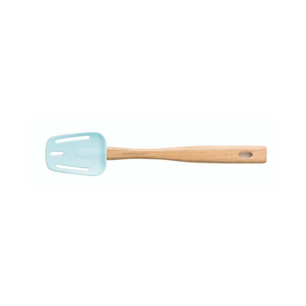 Chasseur Slotted Spoon - Duck Egg Blue