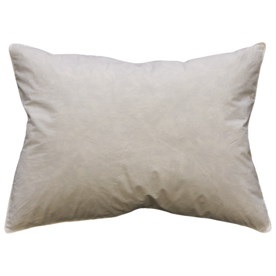 Feather Cushion Inner - 35cm x 65cm x 800gm