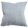 Indira Concrete Feather 53x53cm Cushion
