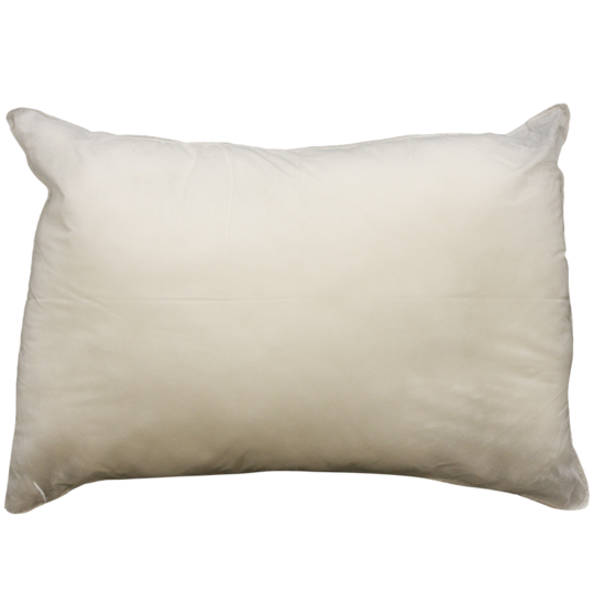 Polyester Cushion Inner - 55cm x 40cm x 350gm
