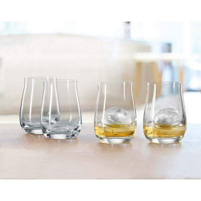 Spiegelau Bourbon Whiskey Glass 340ml Set of 4