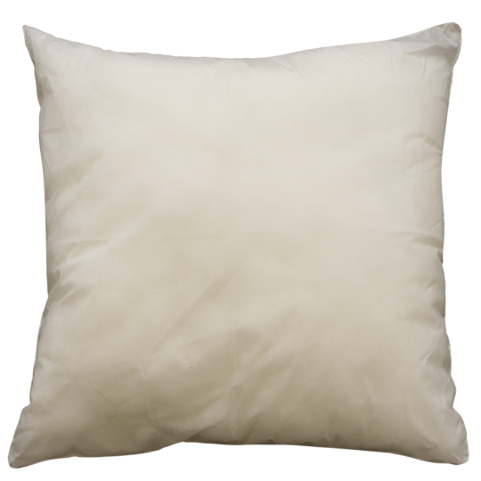 Polyester Cushion Inner - 55cm x 55cm x 500gm