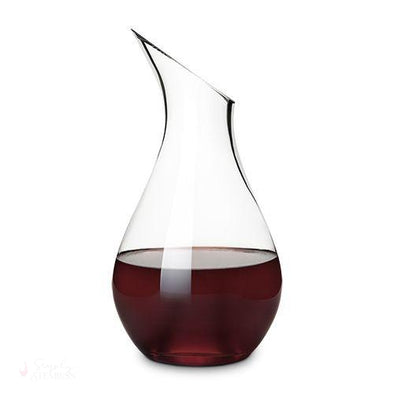 Centerpiece: Tabletop Decanter-Decanter-Simply Stemless