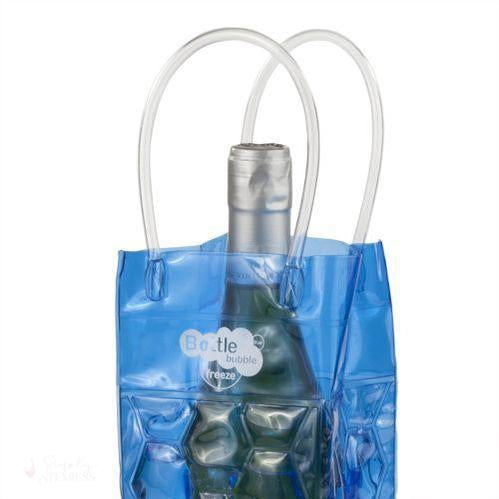 BOTTLE BUBBLE® FREEZE: ICE TOTE-Insulated Carriers-Simply Stemless