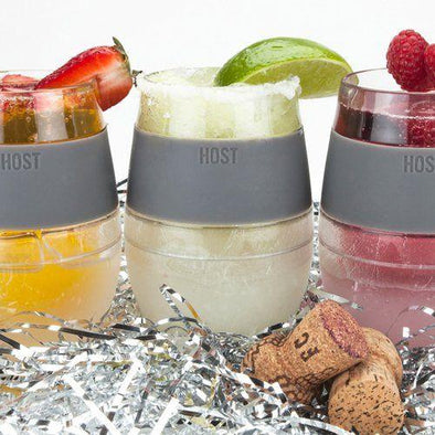 Wine FREEZE Cooling Cups (Set of 2)-Temperature Regulating-Simply Stemless