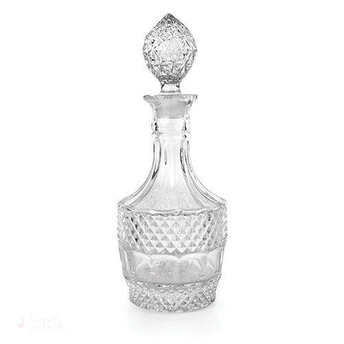 Crystal Vintage Decanter-Decanter-Simply Stemless