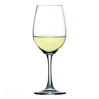 Spiegelau Wine Lovers 13.4 oz White Wine Glass (Set of 4)-Drinkware-Simply Stemless