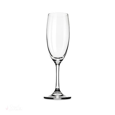 Cuvée Set of 4 Champagne Flutes-Drinkware-Simply Stemless