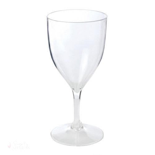 Acrylic Wine Glasses-Drinkware-Simply Stemless