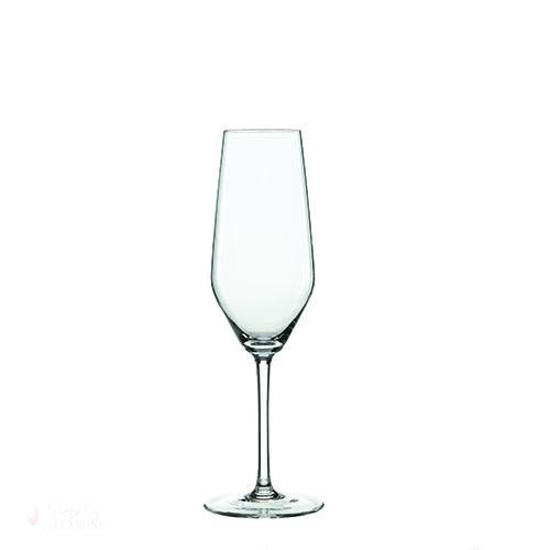 Spiegelau Style 8.5 oz Champagne Flute (Set of 4)-Drinkware-Simply Stemless