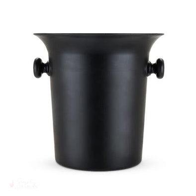 Black Ice Bucket-Temperature Regulating-Simply Stemless