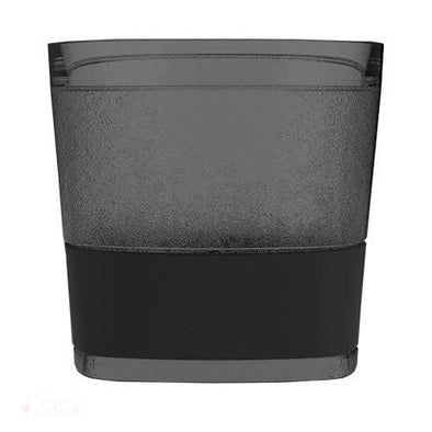 Whiskey FREEZE Cooling Cup in Smoke CDU-Temperature Regulating-Simply Stemless