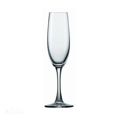 Spiegelau Wine Lovers 6.7 oz Champagne Flute (Set of 4)-Drinkware-Simply Stemless