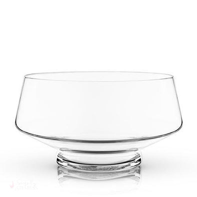 Footed Punch Bowl-Tabletop-Simply Stemless