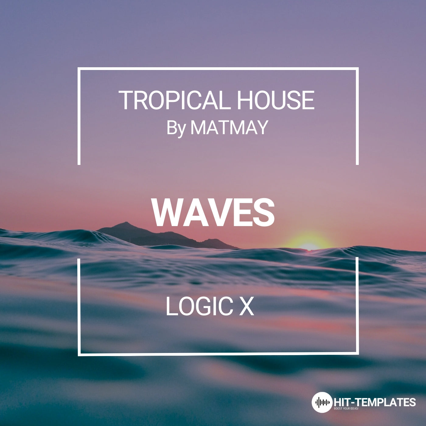 WAVES - TROPICAL HOUSE