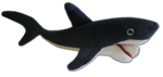 Paleozoic Pals Buzzsaw Shark Plush