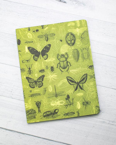 Insects Softcover Journal