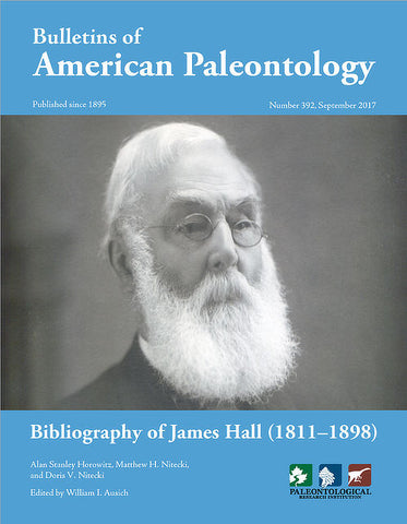 392 Bibliography of James Hall (1811-1898)