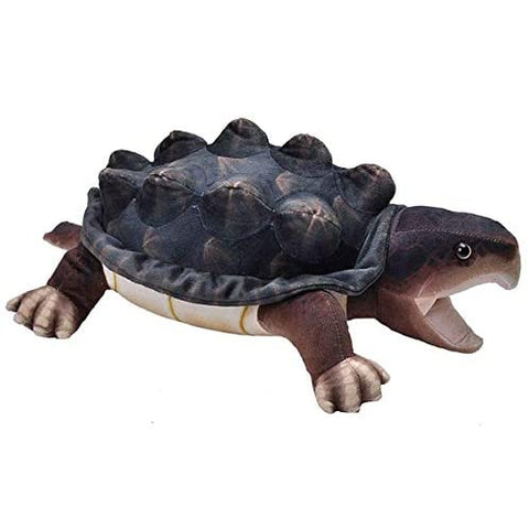 Snapping Turtle Living Stream Plush