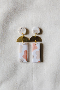 Dawn Small Dangle Earrings (folk)