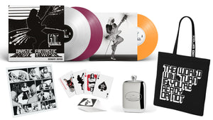 Drastic Fantastic (Ultimate Edition) Double LP Exclusive Bundle