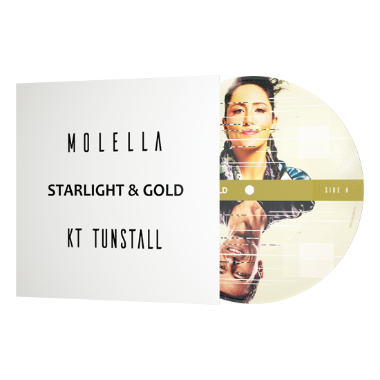 "Starlight & Gold 7"" Single"