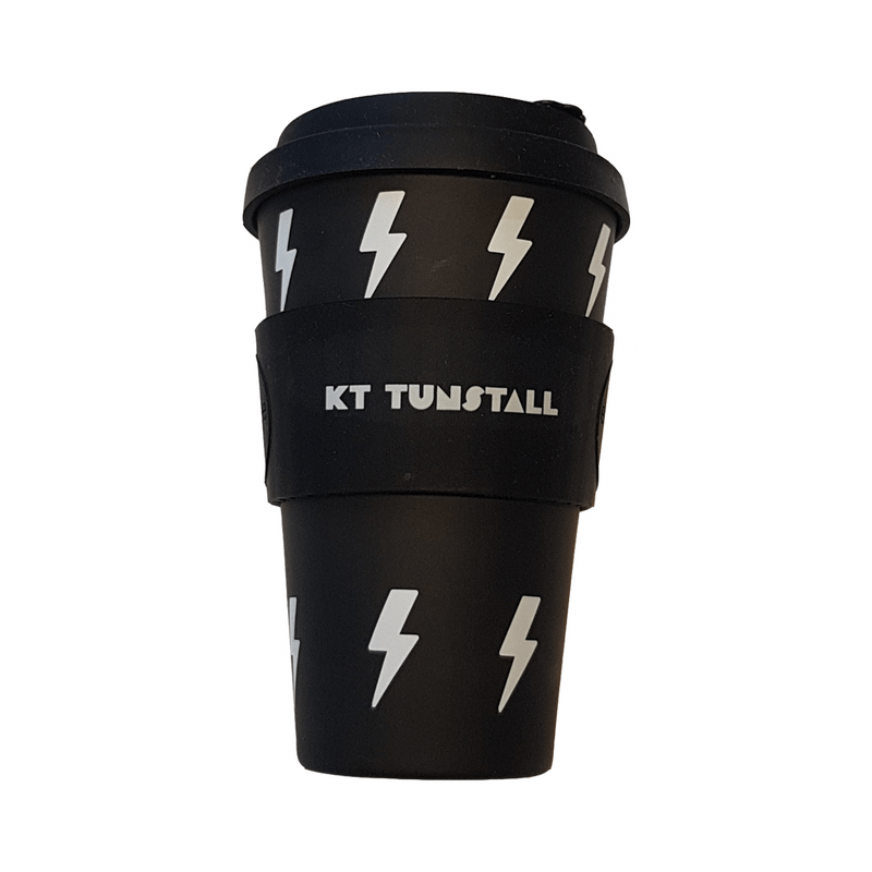 Lightning Bolt ecoffee cup