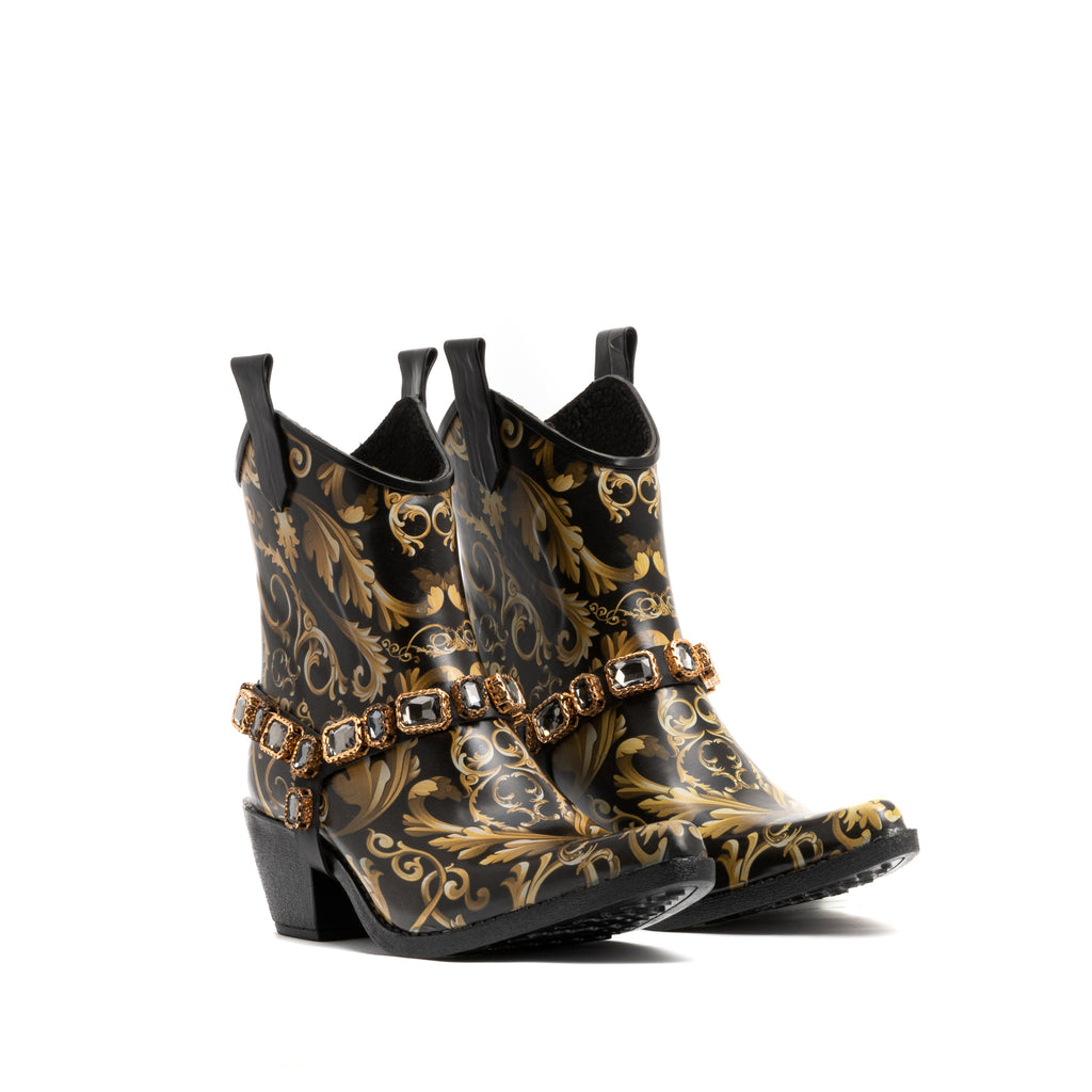 BAROQUE ANKLE BOOT