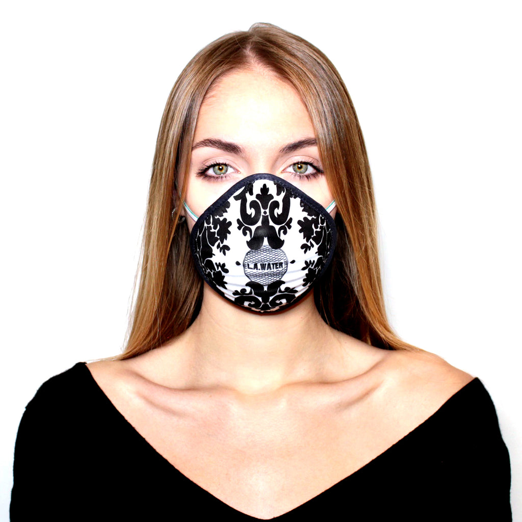 B/W BAROQUE L.A.W MASK