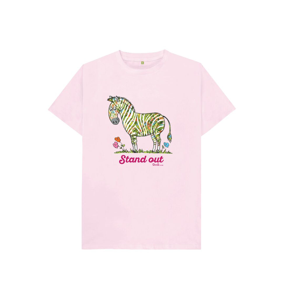 Pink Stand out T-shirt