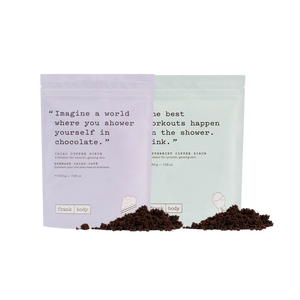 Frank Body Coffee Scrub Duo