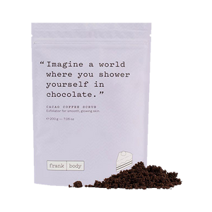 Cacao Coffee Scrub - Glowio Philippines