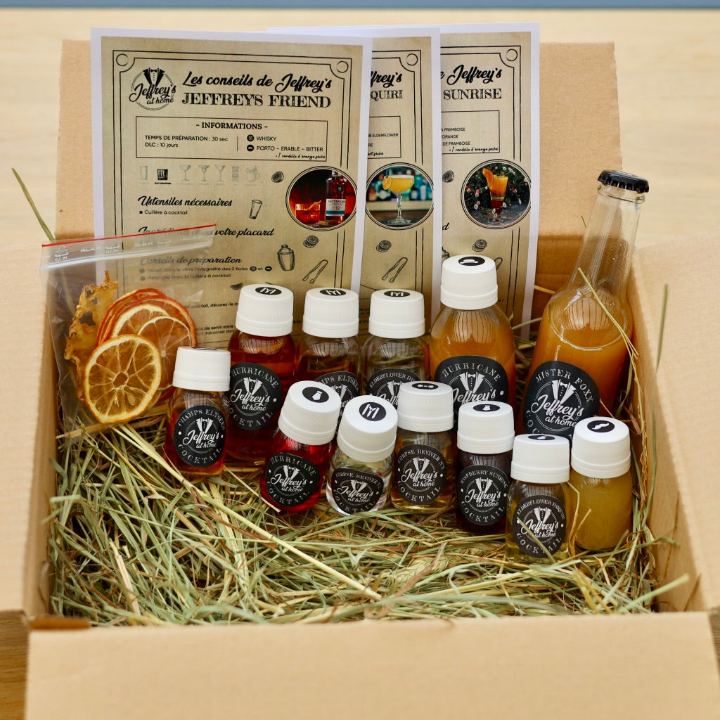 Gourmet Cocktail Box