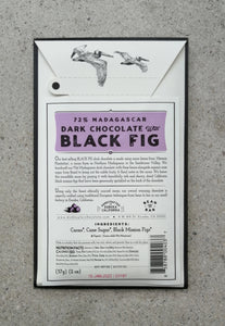 Black Fig / 72% Dark Chocolate