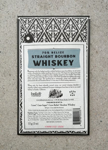 Straight Bourbon Whiskey / 70% Dark Chocolate