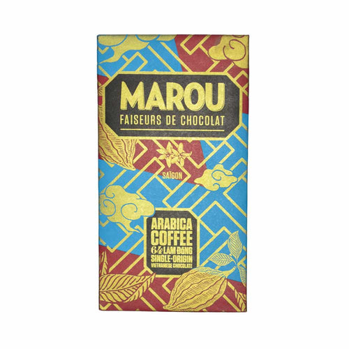 Arabica Coffee / 64% Single Origin Vietnamese Chocolate