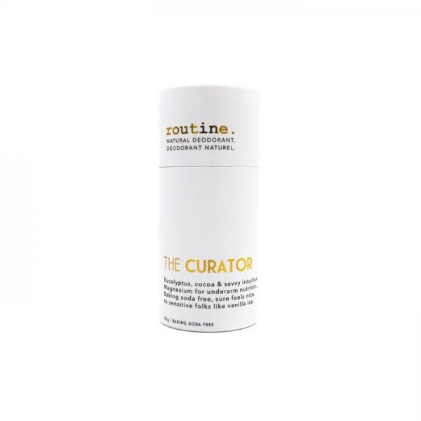 The Curator - Baking Soda Free Deodorant Stick / 50g