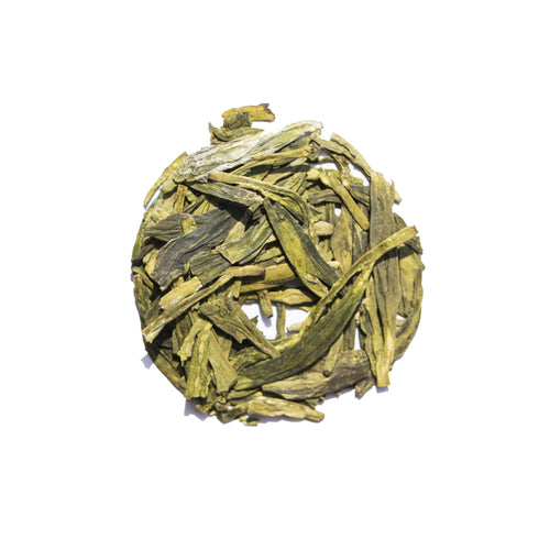 Organic Dragonwell / Loose Leaf Tea
