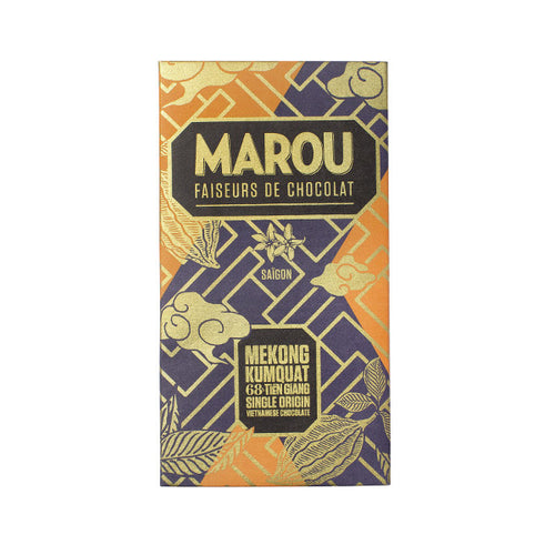 Mekong Kumquat / 68% Single Origin Vietnamese Chocolate