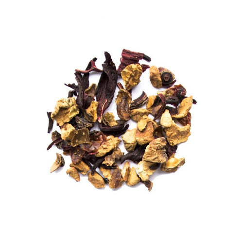Organic Cranberry Apple / Loose Leaf Tea / 50g