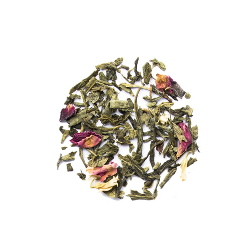 Organic Sakura Rose / Loose Leaf Tea / 50g
