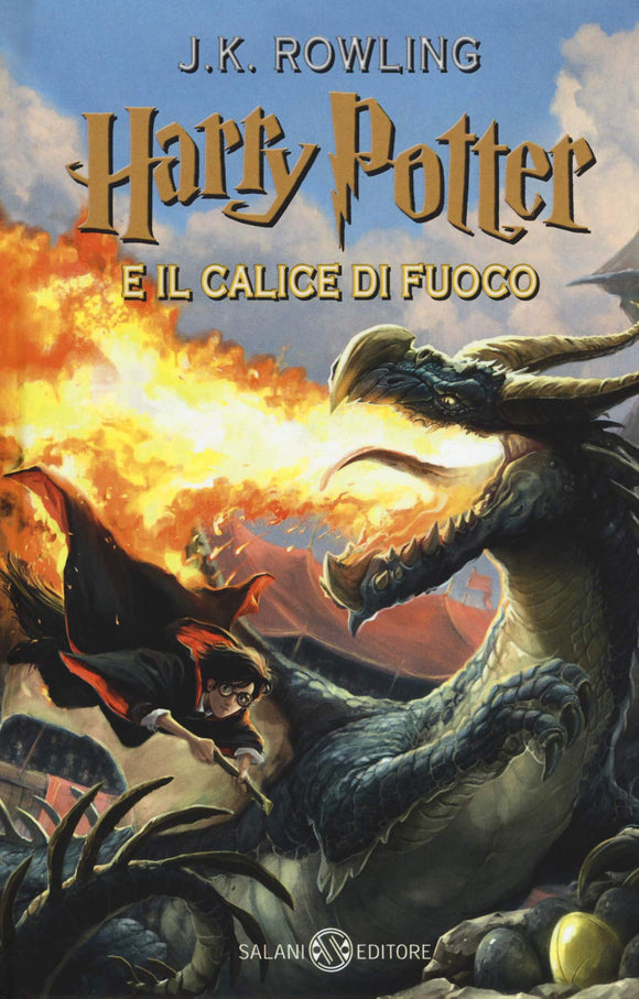 Harry Potter e il calice di fuoco (vol. 4)