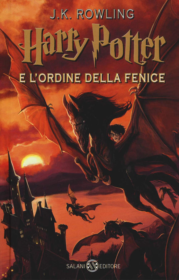 Harry Potter e l'ordine della fenice (vol. 5)