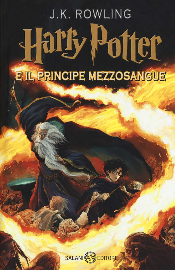 Harry Potter e il principe mezzosangue (vol. 6)