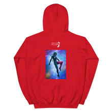 Load image into Gallery viewer, Tokin' Tina Outer Space Hoodie