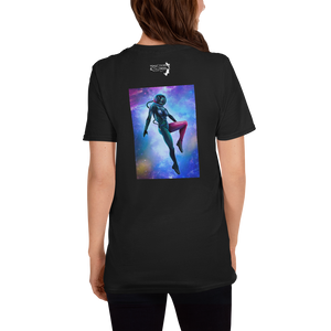Tokin' Tina Outer Space T-Shirt