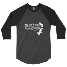 Load image into Gallery viewer, 3/4 Baseball T-Shirt Tokin' Tina