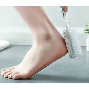 4 In 1 Foot Rasp, Callus Dead Skin Remover File, Exfoliating Pedicure Foot File, Foot Care Tool